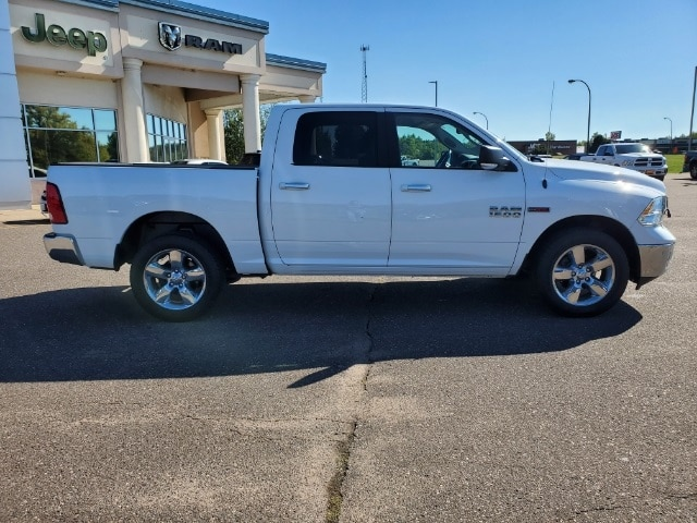 Used 2017 RAM Ram 1500 Pickup Big Horn with VIN 1C6RR7LM7HS879234 for sale in Pine City, Minnesota