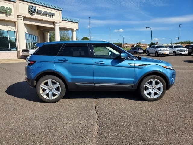 Used 2013 Land Rover Range Rover Evoque Pure with VIN SALVP2BG4DH842380 for sale in Pine City, Minnesota