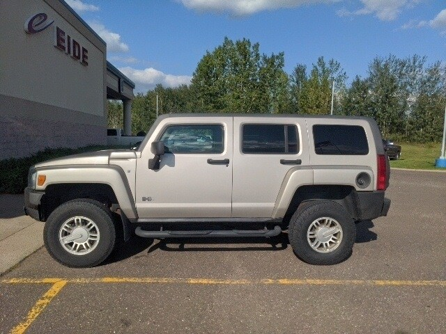 Used 2008 Hummer H3 H3 with VIN 5GTEN13E288140058 for sale in Pine City, Minnesota