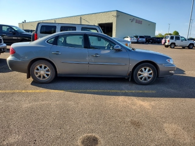 Used 2007 Buick LaCrosse CX with VIN 2G4WC582471151308 for sale in Pine City, Minnesota