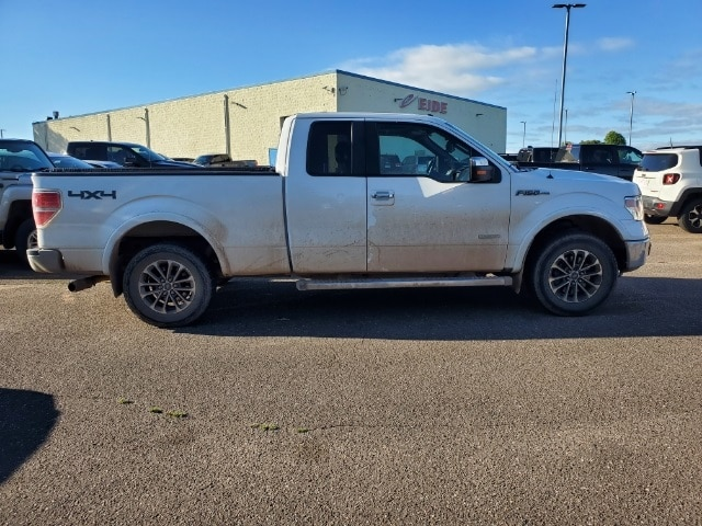 Used 2014 Ford F-150 Lariat with VIN 1FTFX1ET7EFA62546 for sale in Pine City, Minnesota
