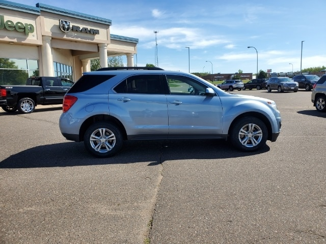 Used 2014 Chevrolet Equinox 1LT with VIN 2GNALBEKXE6369942 for sale in Pine City, Minnesota