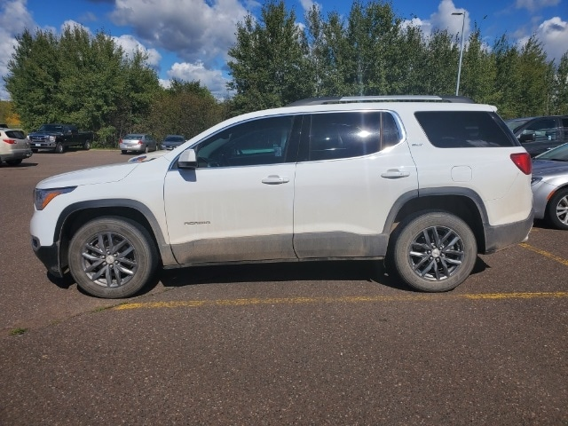 Used 2018 GMC Acadia SLT-1 with VIN 1GKKNULS3JZ110704 for sale in Pine City, Minnesota