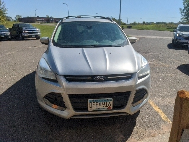 Used 2013 Ford Escape SEL with VIN 1FMCU9HXXDUB85501 for sale in Pine City, Minnesota