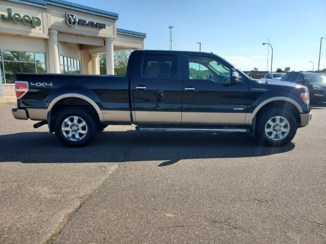 Used 2013 Ford F-150 Lariat with VIN 1FTFW1ET6DKG09699 for sale in Pine City, Minnesota