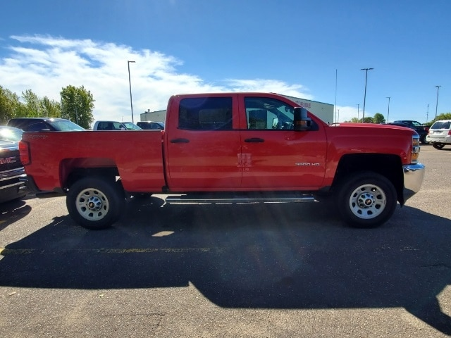 Used 2016 Chevrolet Silverado 3500HD Work Truck with VIN 1GC1KYEG3GF283097 for sale in Pine City, Minnesota