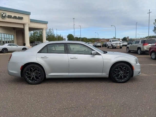 Used 2019 Chrysler 300 S with VIN 2C3CCAGG8KH691049 for sale in Pine City, Minnesota