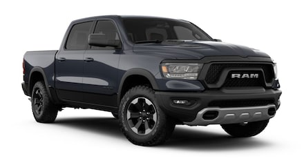 2019 Ram All-New 1500 REBEL CREW CAB 4X4 5'7 BOX Crew Cab