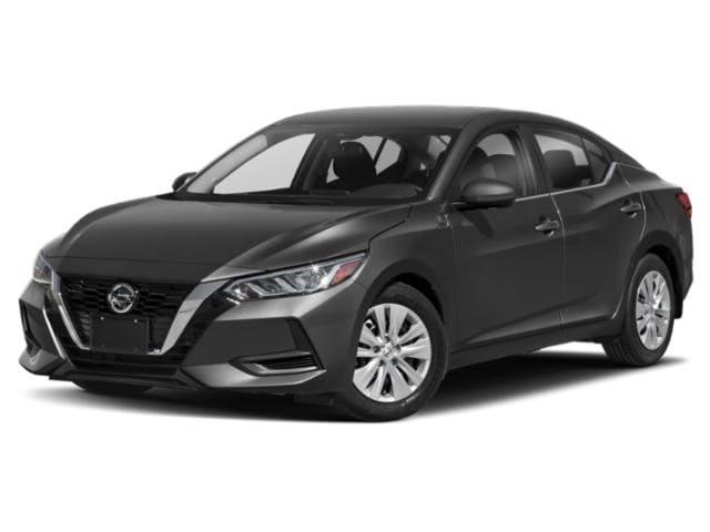 2020 Nissan Sentra S CVT