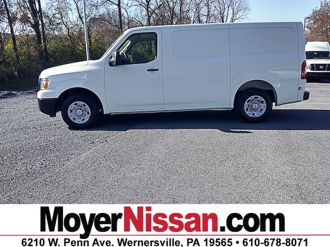 DYNAMIC_PREF_LABEL_AUTO_CERTIFIED_USED_DETAILS_INVENTORY_DETAIL1_ALTATTRIBUTEBEFORE 2018 Nissan NV Cargo SV NV2500 HD Standard Roof V6 SV in Wernersville