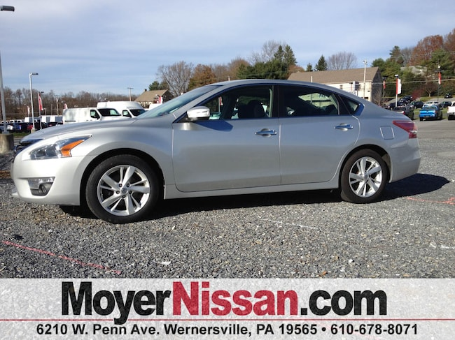 Used 2013 Nissan Altima 2.5 SV Sedan Wernersville