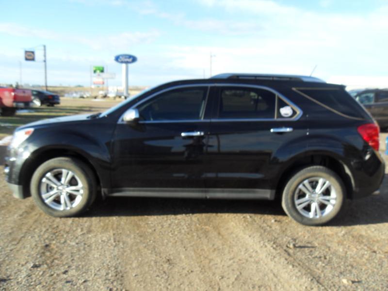 2013 Chevrolet Equinox LTZ SUV