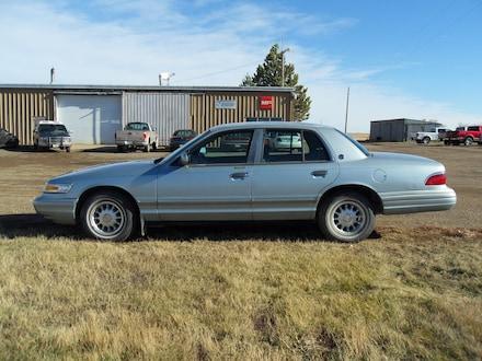 1996 Mercury Grand Marquis SE Sedan Standard Cab