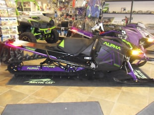 2019 Arctic Cat Alpha One Snowmobile