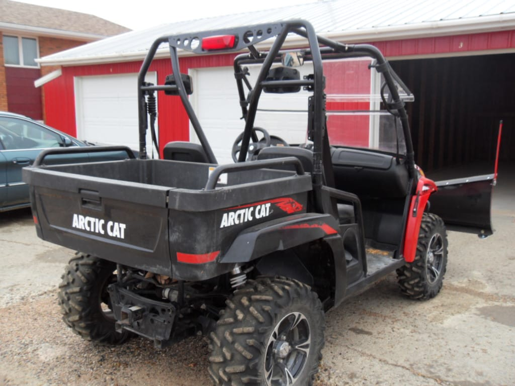 Used 2014 Arctic Cat Prowler For Sale at Eissinger Equipment