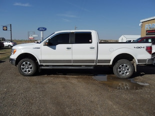 2013 Ford F-150 Lariat Truck SuperCrew Cab