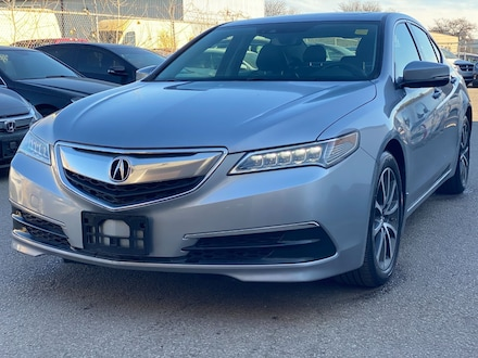 2015 Acura TLX V6 TECH PACK, AWD, DRIVE ASSIST, NAVI, BACK UP CAM Sedan