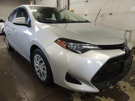 2018 Toyota Corolla LE, TOYOTA SENSING, BACK UP CAMERA, BLUETOOTH Sedan