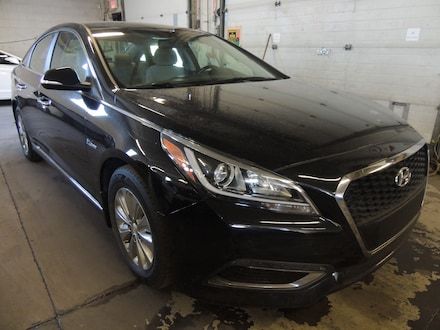2016 Hyundai Sonata Hybrid BACK UP CAMERA, PUSH BUTTON START, BLUETOOTH Sedan