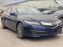 2015 Acura TLX V6, DRIVE ASSIST PKG, NAVI, BACK UP CAMERA, LEATHE Sedan
