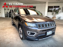 Used 2019 Jeep Compass Limited SUV in El Cajon
