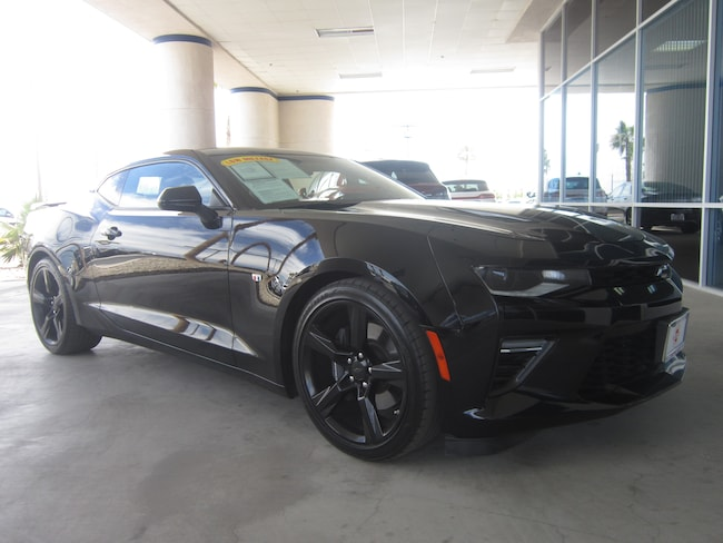 2016 Chevrolet Camaro SS w/2SS Coupe