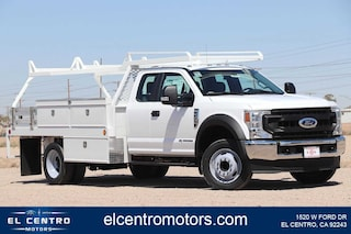 2021 Ford F-450 Chassis XL 4WD Supercab Truck Super Cab