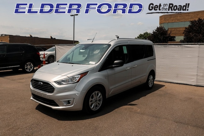 New 2019 Ford Transit Connect XLT Wagon in Troy, MI