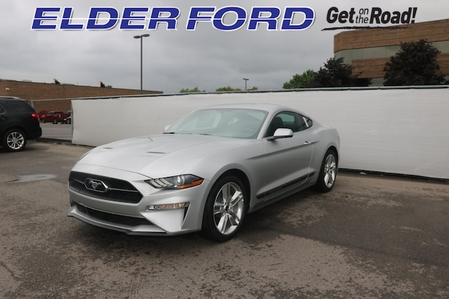 New 2019 Ford Mustang Ecoboost Premium Coupe in Troy, MI
