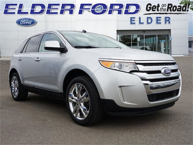 Used 2011 Ford Edge Limited SUV in Troy, MI