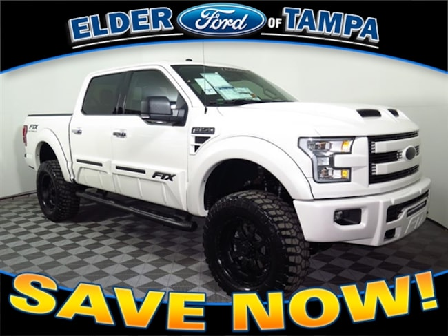 2017 Ford F-150 TUSCANY FTX SPECIAL EDITION 4x4 Truck