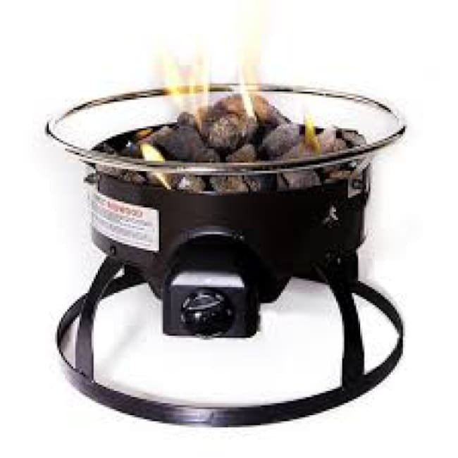 2018 Camp Chef Redwood Portable Propane Fire Pit