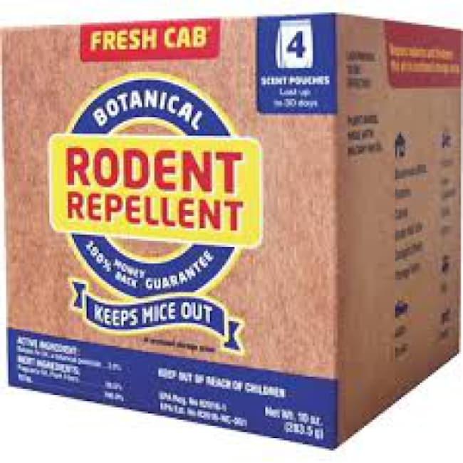 2018 Fresh Cab Rodent Repellent