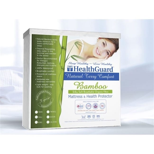 2018 Health Guard Mattress Protector