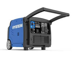 2018 General Heavy Equipment Hyundai 3200W Portable Inverter Generator