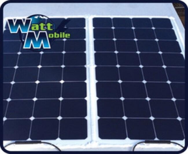 2018 RV Solar Kit 180W