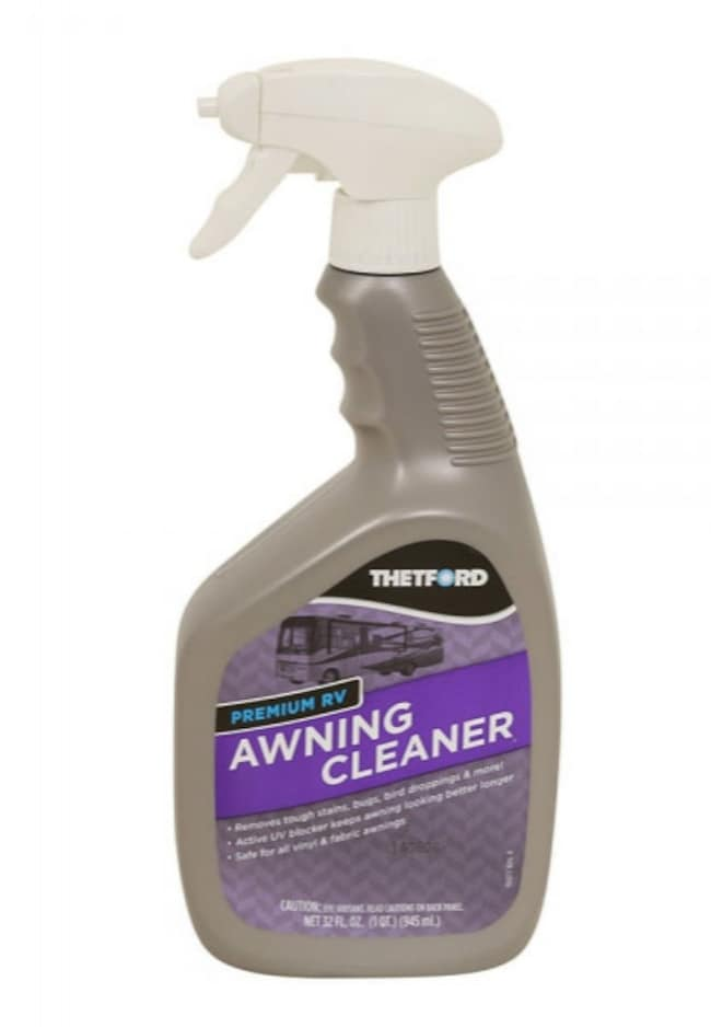 2018 RV Awning Cleaner