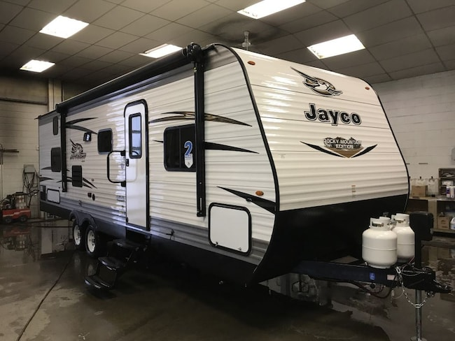 2018 JAYCO JAY FLIGHT SLX 267BHSW -