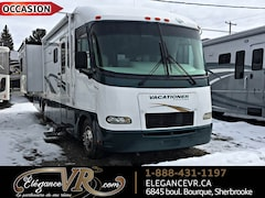 2001 HOLIDAY RAMBLER Vacantioner 35PBD