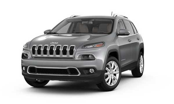 2018 Jeep Cherokee Limited Trim