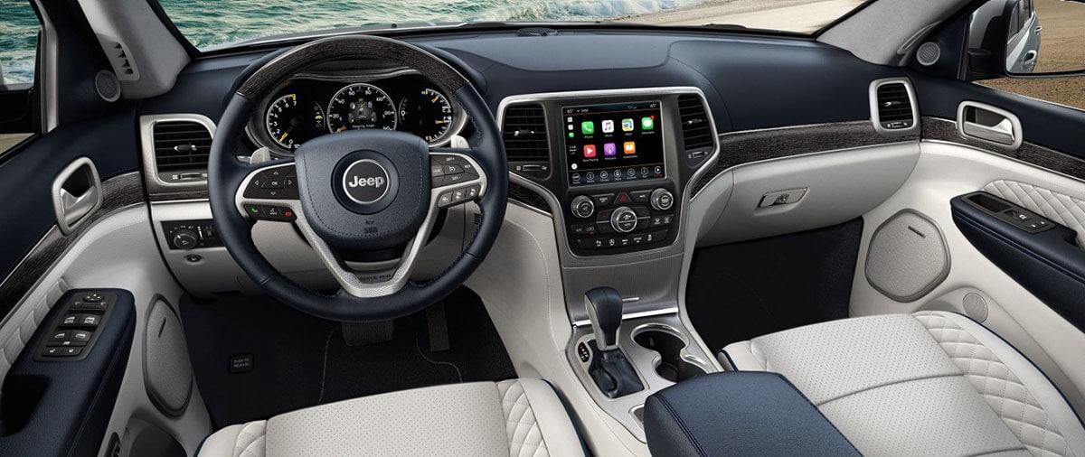 Jeep Cherokee Interior Design and Looks | Elgin CDJR