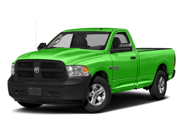 2018 Ram 1500 Tradesman 4x2 Regular Cab 6'4