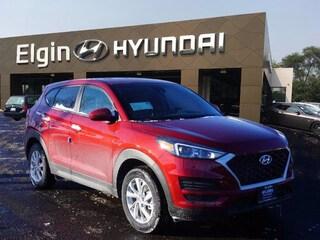 New 2021 Hyundai Tucson SE SUV in Elgin, IL