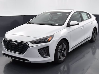 New 2021 Hyundai Ioniq Hybrid Limited Hatchback in Elgin, IL