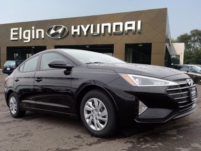 New 2019 Hyundai Elantra For Sale Lease Elgin Il Stock H12248
