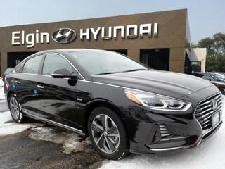 New 2019 Hyundai Sonata Hybrid Limited Sedan in Elgin, IL