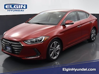 Certified 2017 Hyundai Elantra Limited Limited 2.0L Auto (Alabama) in Elgin, IL