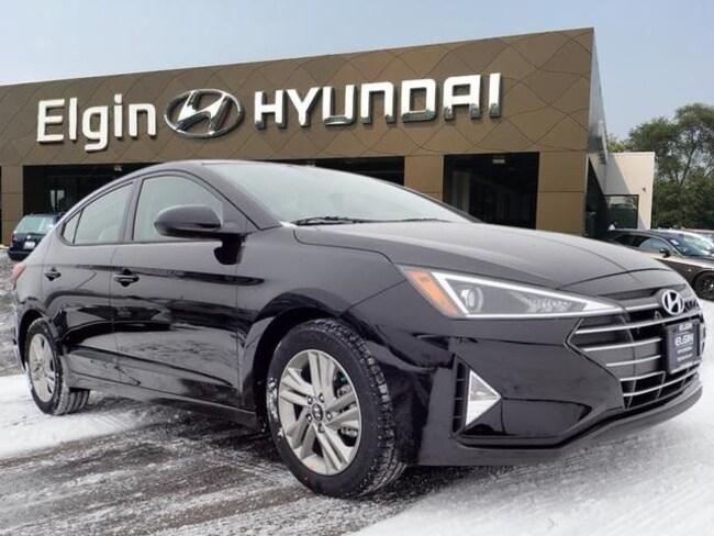New 2019 Hyundai Elantra Value Edition Sedan For Sale/lease Elgin, Illinois