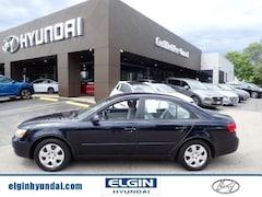 Used 2006 Hyundai Sonata GL Sedan in Elgin, IL