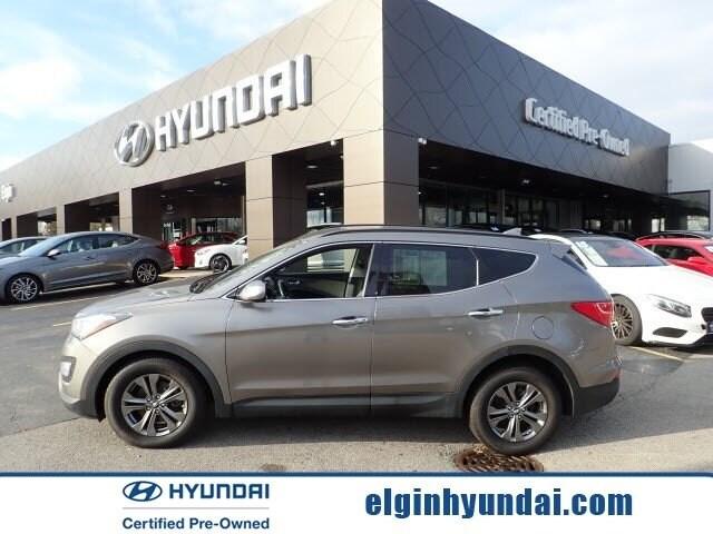 2014 Hyundai Santa Fe Sport Popular Equipme 2.4L FWD  2.4